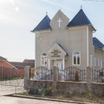 Biserica Baptista Petreu-Monospetri Baptista templom