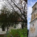 Biserica ortodox_ din Petreu.-Ortodox templom Monospetri._