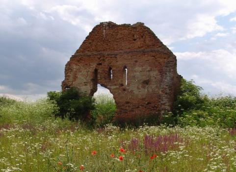 Turnul ciunt din Crestur- Keresztúri Csonka torony